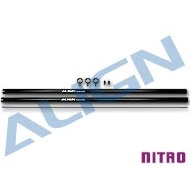 Aluminum Tail Boom/Black HN7047
