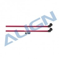 150 Tail Boom-Red H15T002AR