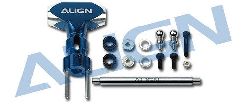 HS1296A Metal Main Rotor Housing Set