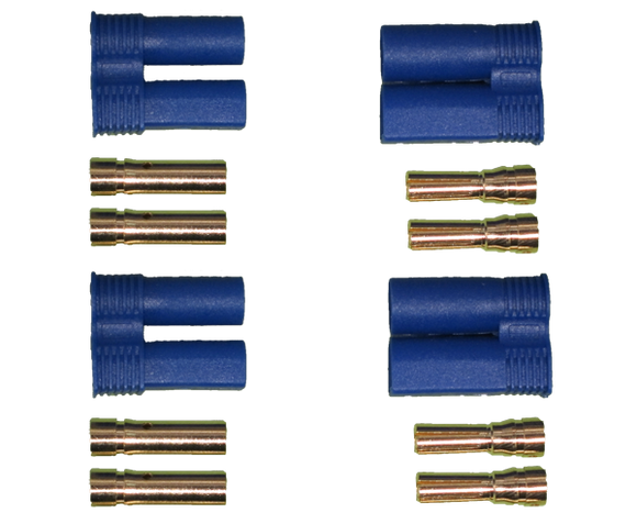 EC5 Connectors 2 PAIRS