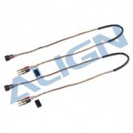 150 Tail Motor Wire Set HEP15003
