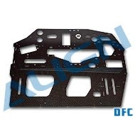 800E DFC Carbon Main Frame(L)/2.0mm H80B005XX