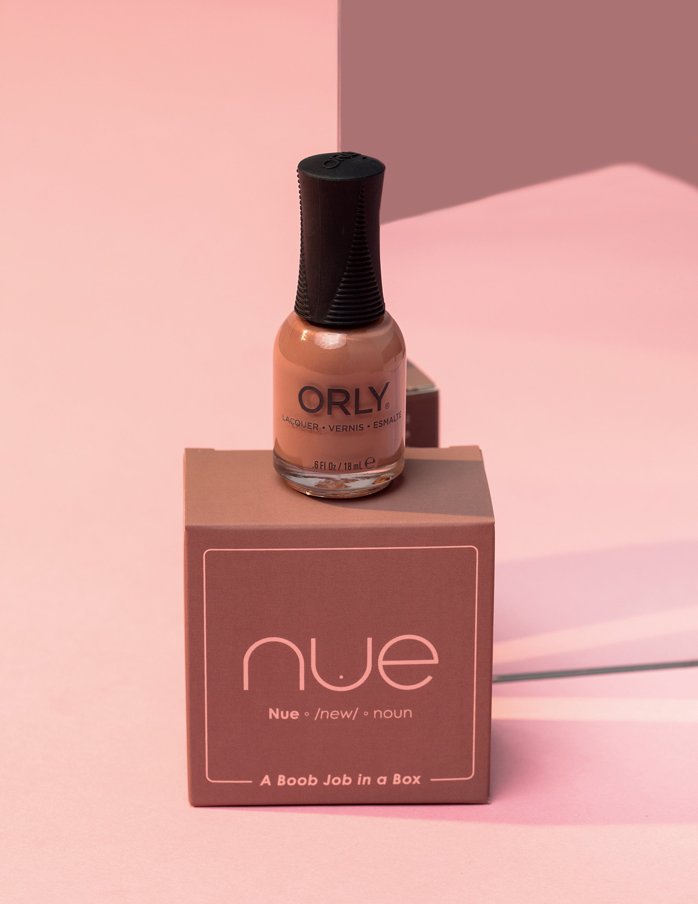 Nue x Orly Color Labs Gift Set — Medium