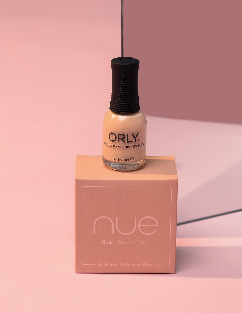 Nue x Orly Color Labs Gift Set — Light