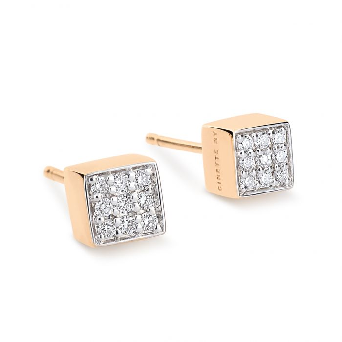 Mini Diamond Ever Studs