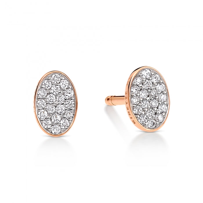 Sequin Diamond Studs