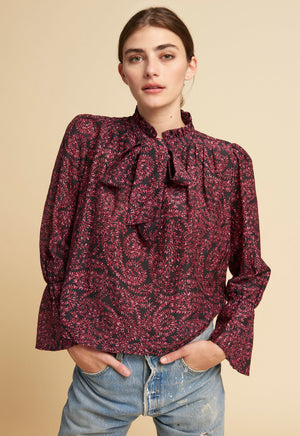 August Blouse