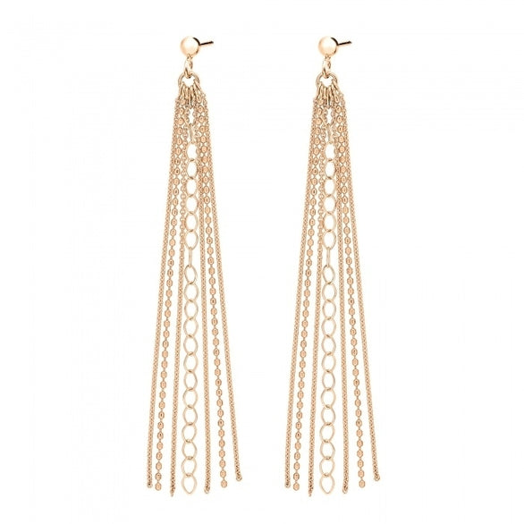 Unchained Long Earrings
