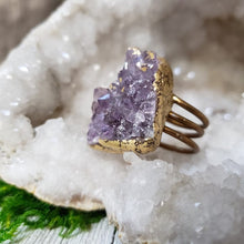 Load image into Gallery viewer, Amethyst Priestess Rings - Shop Dreamers of Dreams