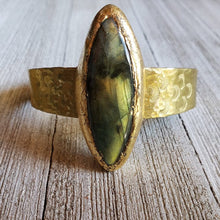 Load image into Gallery viewer, Hammered Brass Bracelet - Shop Dreamers of Dreams