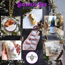 Load image into Gallery viewer, Quarterly Dreamer Box - Shop Dreamers of Dreams