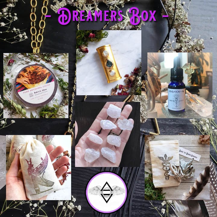 Quarterly Dreamer Box - Shop Dreamers of Dreams