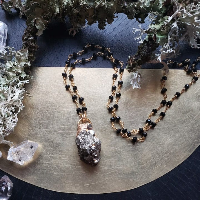 Pyrite Abundance Talisman - Shop Dreamers of Dreams