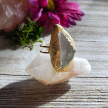 Load image into Gallery viewer, Large Kunzite Ring - Shop Dreamers of Dreams