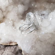 Load image into Gallery viewer, Kyanite Stone Priestess Ring - Shop Dreamers of Dreams