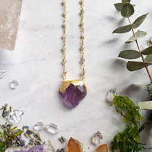 Load image into Gallery viewer, Raw Ametrine Activation Necklaces - Shop Dreamers of Dreams
