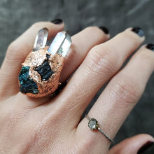 Load image into Gallery viewer, Phantom Quartz Priestess Ring - Shop Dreamers of Dreams