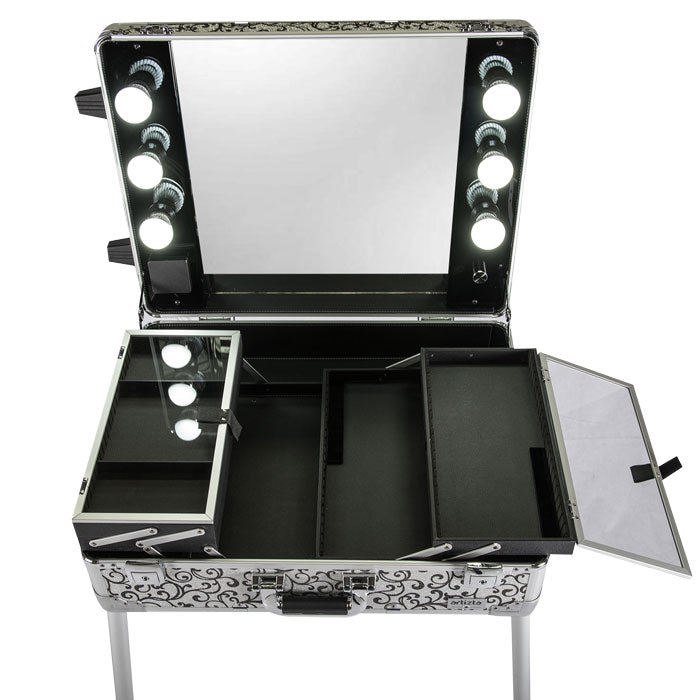 Artizta Stardust Hollywood Make Up Artist Station 6070BS
