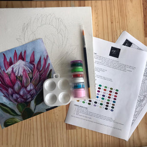 ADULTS ART PAINTING KITS