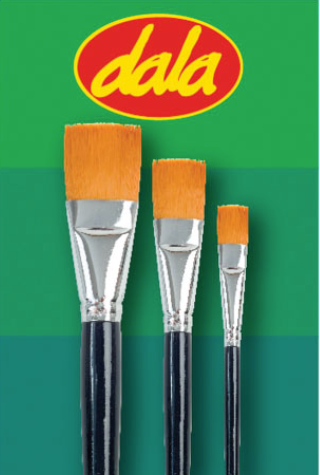DALA 759 BRUSH SET (X3)