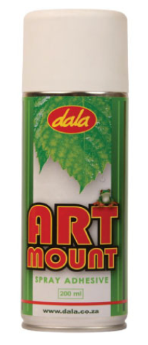 DALA SPRAY ADHESIVE SPRAY