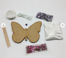 Load image into Gallery viewer, DALA MOSAIC KIT #3 BUTTERFLY