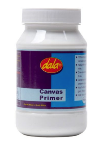DALA CANVAS PRIMER