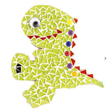 Load image into Gallery viewer, DALA MOSAIC KIT #2 DINOSAUR