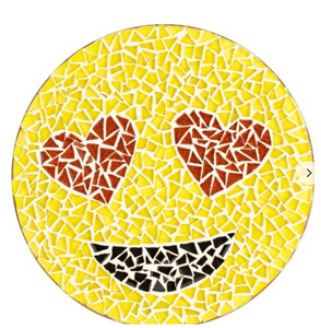 DALA MOSAIC KIT #13 EMOJI-IN LOVE