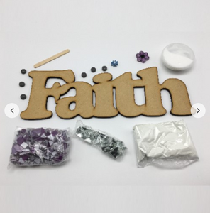 DALA MOSAIC KIT - FAITH