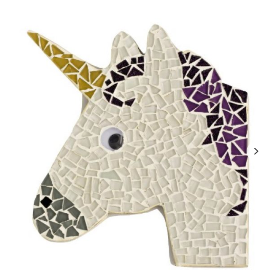 DALA MOSAIC KIT #20 UNICORN