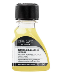 WINSOR AND NEWTON BLENDING AND GLAZING MEDIUM