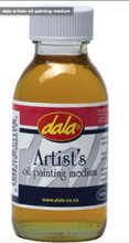Load image into Gallery viewer, DALA ARTIST'S OIL PAINTING MEDIUM