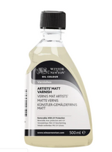 Load image into Gallery viewer, WINSOR & NEWTON ARTISTS' MATT VARNISH