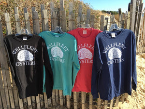 Long Sleeve Oyster Tee