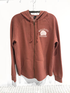 Full Zip Sweatshirt