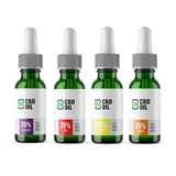 CBD Asylum 25% 2500mg CBD Oil 10ml