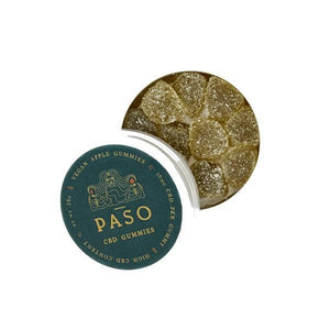 Paso CBD Gummies 120mg CBD - Apple