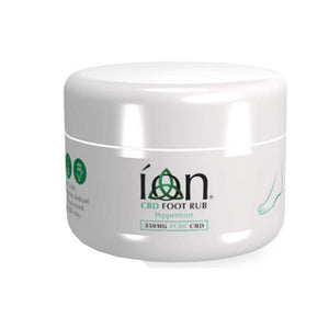 ION Pure CBD Musle Rub 350mg CBD 75ml - Foot Rub