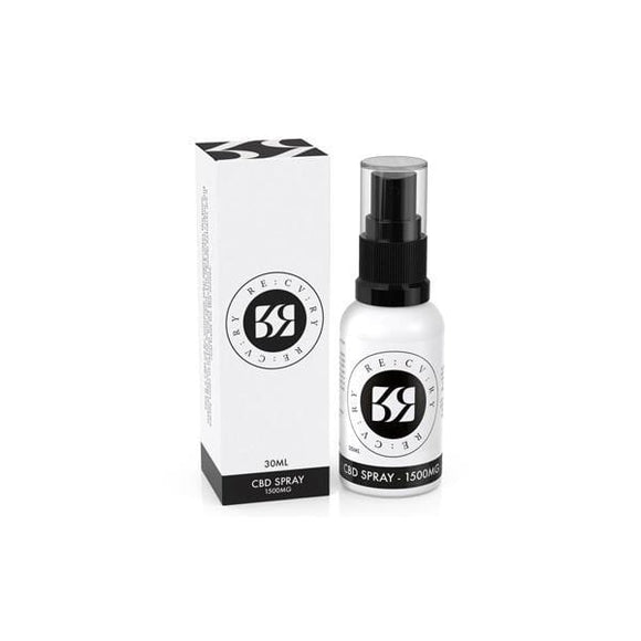 RE:CV:RY 1000mg CBD Spray 30ml