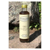 Hamilton Street CBD Infused Cold Brew Coffee - Vanilla