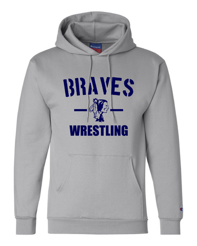 CG Wrestling Hooded Sweatshirt