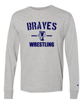 CG Wrestling Long Sleeve Tee