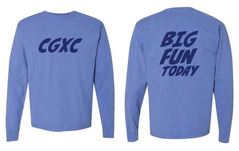 CGXC Long Sleeve