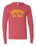 KC vs. All Y'all Hooded Tee