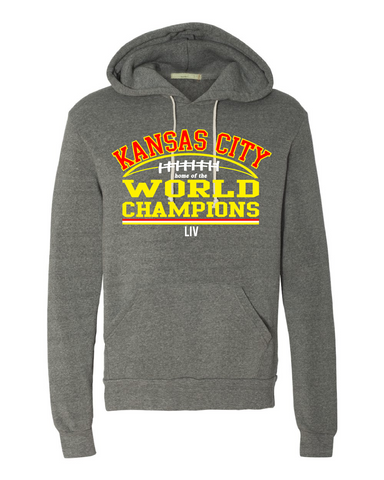 Kansas City World Champs Hoodie