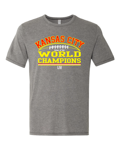 Kansas City World Champs Tee