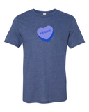 Kansas Candy Heart Tee