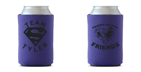 Team Tyler Koozie