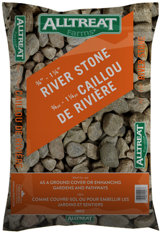 "Alltreat 1-3"" Riverstone (18KG) - Four Seasons Garden Centre"